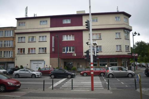 Hotel Prince de Liege photo 21