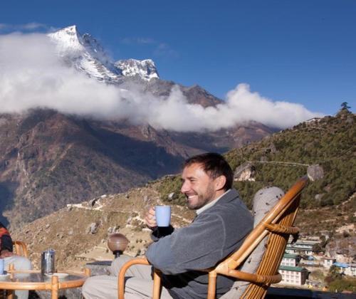 Nepalese Tattoo Inn Home: Yeti Mountain Home Hotel Review, Namche, Nepal