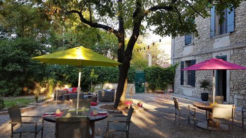 La maison de gedeon chambre d 39 h tes 3 rue douard - Chambres d hotes saint remy de provence ...
