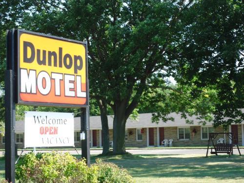Dunlop Motel - Goderich, ON N7A 3Y2