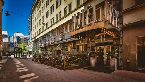 Freys Hotel impression