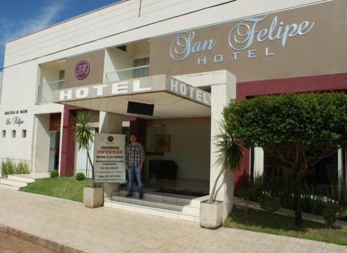 Foto de San Felipe Hotel