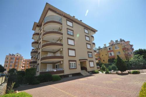 Alanya Yagmur Apartment No-7 tek gece fiyat