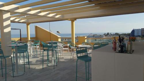 Foto de BQ Andalucia Beach Hotel
