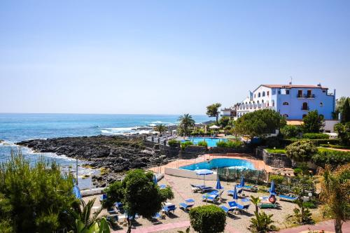 Hotel nike giardini naxos in italy