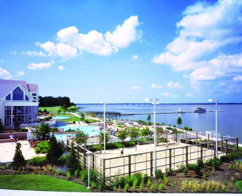 Hyatt Regency Chesapeake Bay Golf Resort Hotel Cambridge