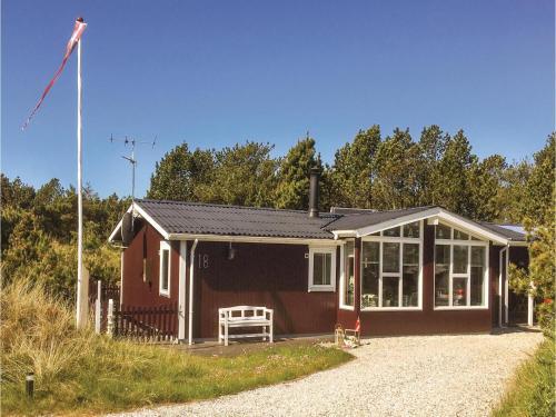 Holiday home Blåbærvej Thisted X