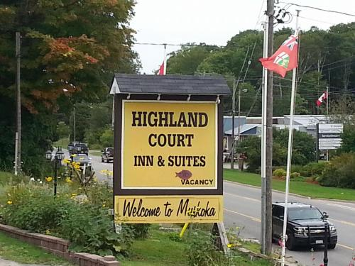 Highland Court Motel
