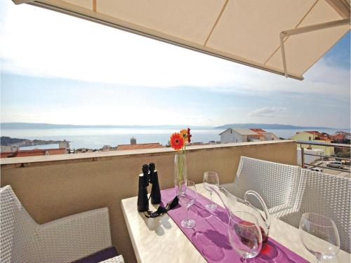 Apartment Makarska with Sea View 414