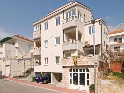 Apartment Makarska Zagrebacka III