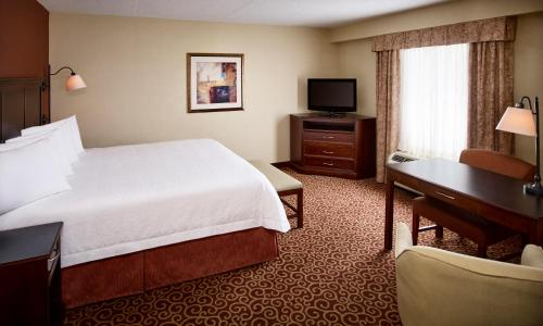 Hampton Inn By Hilton North Bay - North Bay, ON P1B 9P3