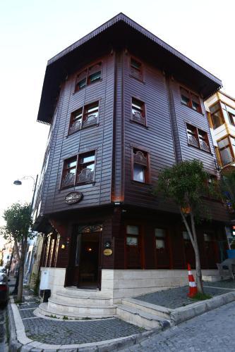 Istanbul Emine Sultan Hotel indirim
