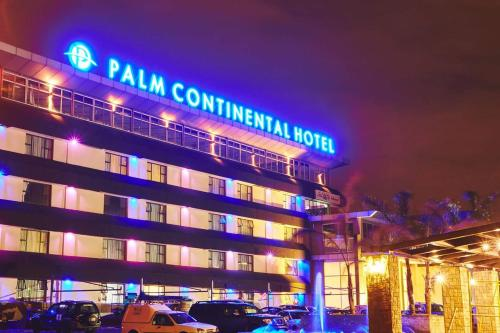 Palm Continental Hotel Photo