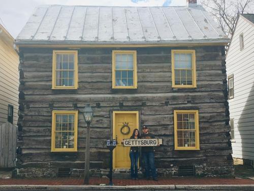 Thaddeus Stevens' Gettysburg Log Home - Gettysburg, PA 17325
