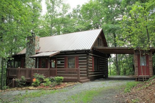 Bear Ridge- Blue Ridge/cherry Log - Blue Ridge, GA 30513