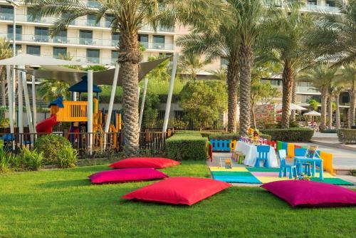 Radisson Blu Hotel, Abu Dhabi Yas Island photo 44