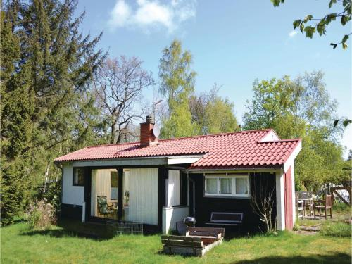 Three-Bedroom Holiday home Gilleleje with a Patio 08