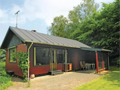 Holiday home Markskellet