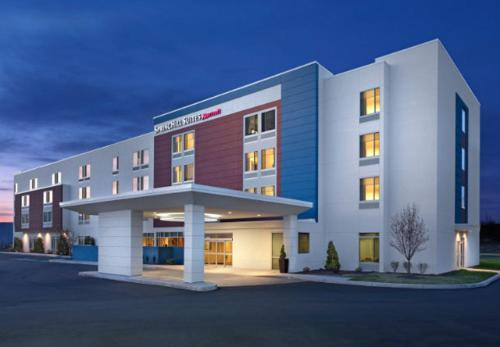 Springhill Suites Chicago Southeast/munster In