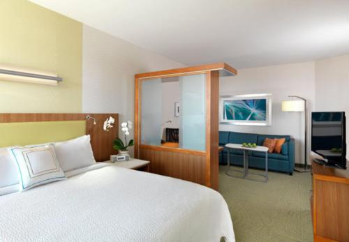 Springhill Suites Chicago Southeast/munster In - Munster, IN 46321