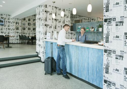 IBB Blue Hotel Adlershof Berlin-Airport photo 22