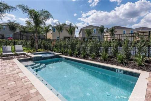 Eight Bedrooms With Private Pool And Spa (1749) - Orlando, FL 34747