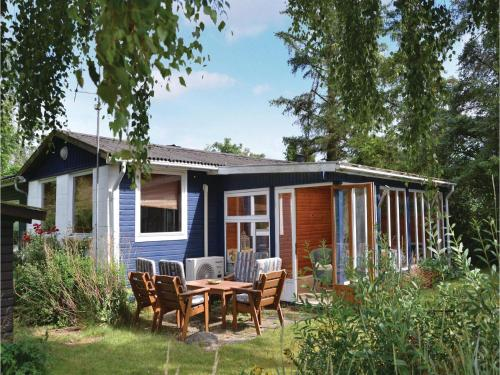 Two-Bedroom Holiday home in Kirke Hyllinge