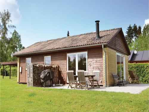 Holiday Home Kirke Hyllinge with a Fireplace 04