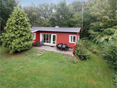 Holiday Home Fårevejle with Fireplace V