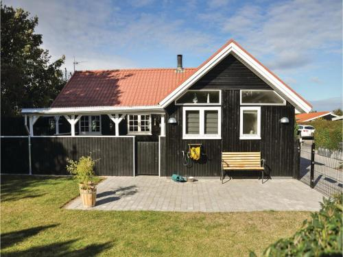 Holiday Home Nyborg with Fireplace XIV