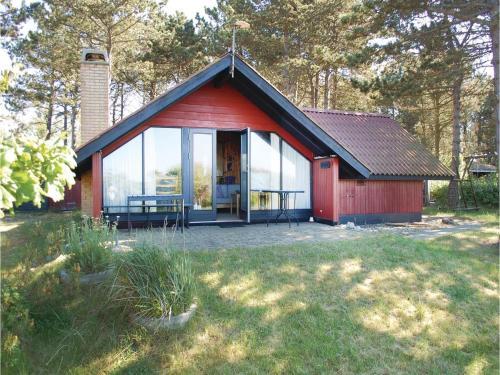 Holiday home Øreflippen Ebeltoft