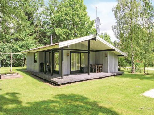 Holiday home Bygtoften Glesborg VI