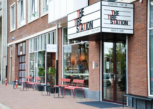 Hotel Tire Station Amsterdam