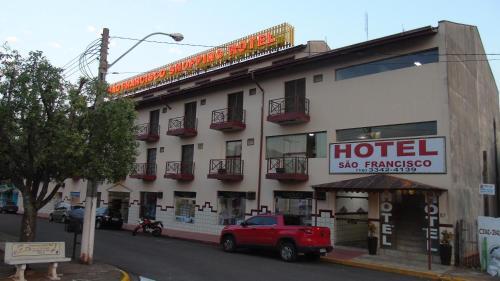 Foto de São Francisco Shopping Hotel
