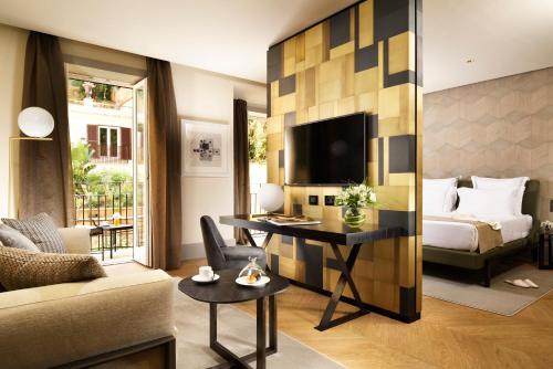 margutta 19 hotel review rome telegraph travel