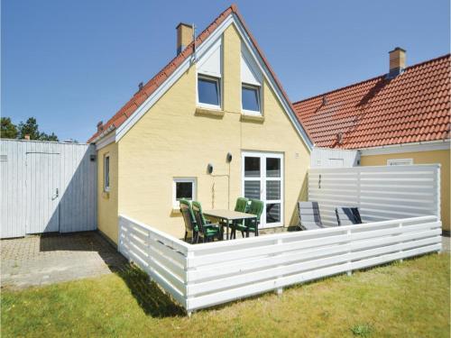 Holiday home Fyrgården Blåvand IV