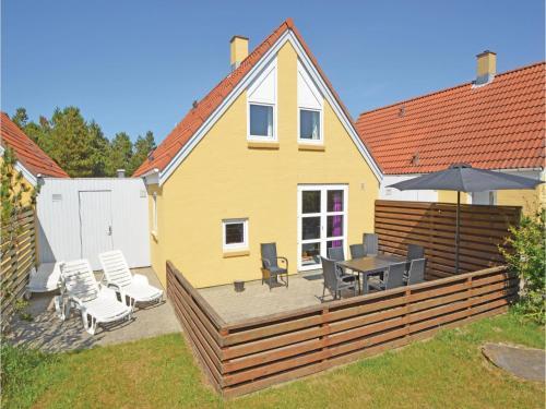Holiday home Fyrgården Blåvand III