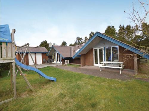 Holiday home Lyngsletten Blåvand I