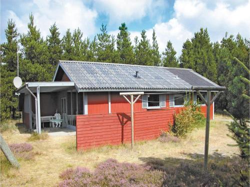 Holiday home Grævlingevej Oksbøl IV