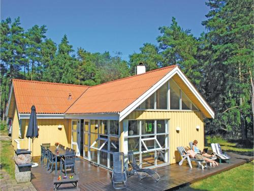 Holiday home Loftsgårdsskoven Aakirkeby XI