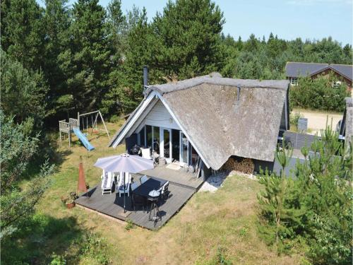 Holiday home Norre Nebel with a Fireplace 301