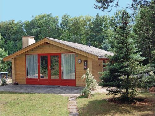 Holiday home Nøddehaven Oksbøl III