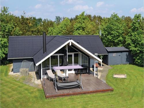 Holiday home Blomstervangen Oksbøl Denmark