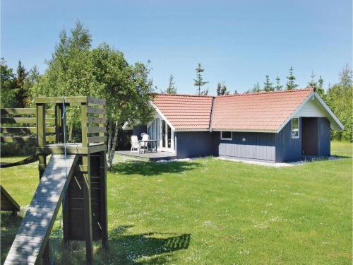 Holiday home Blomstervangen Oksbøl III