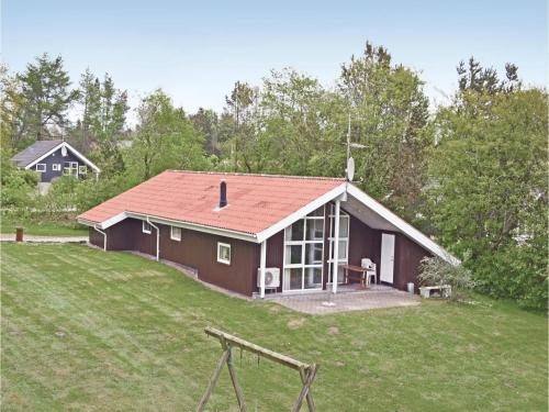Holiday home Sydskrænten Oksbøl II