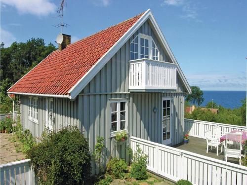 Holiday home Sommervej Svaneke XI