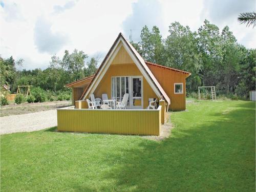 Holiday home Fyrrelunden Oksbøl Denm