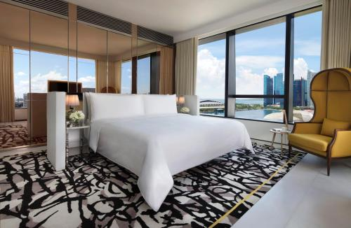 JW Marriott Hotel Singapore South Beach photo 60