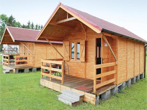 One-Bedroom Holiday Home in Nowe Warpno photo 2