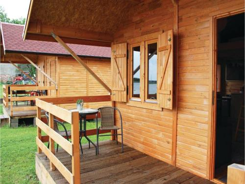 One-Bedroom Holiday Home in Nowe Warpno photo 14